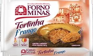 Tortinha de Frango