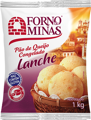 Pão de Queijo Lanche