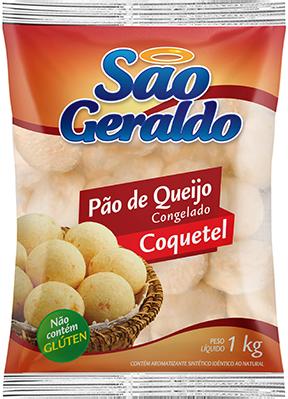 Pão de Queijo Coquetel – 1kg
