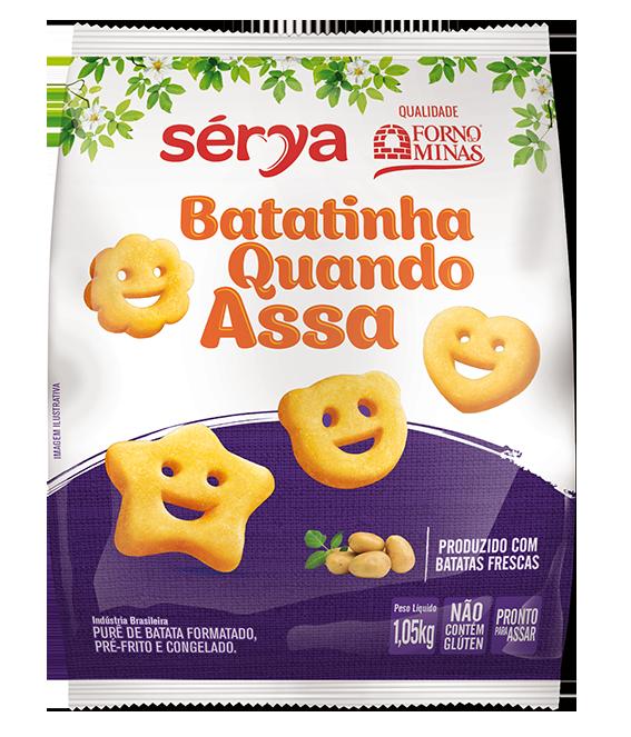Batatinha Quando Assa Kids 1,05kg