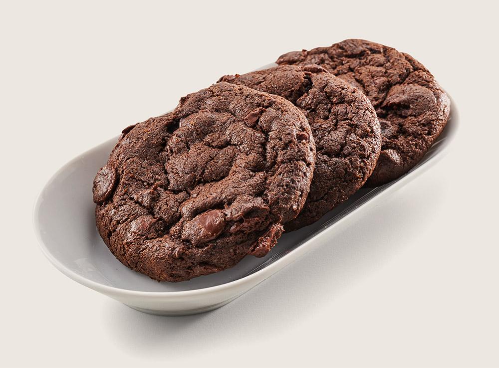 Cookie de Baunilha com Gotas de Chocolate – 50g