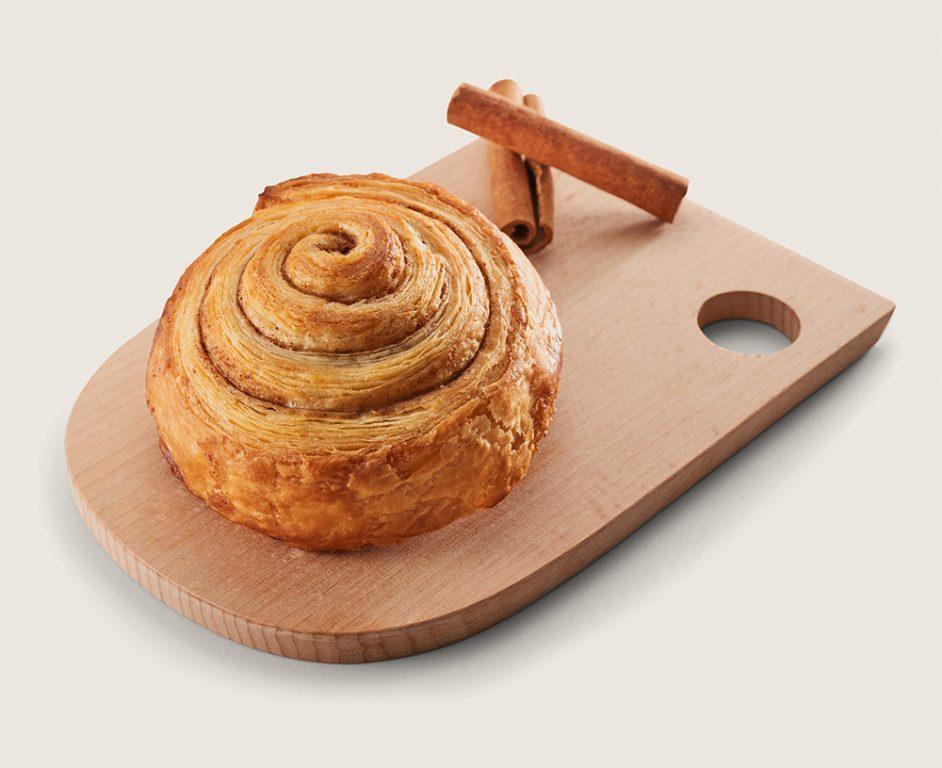 Pão de Canela (Cinnamon Roll) – 80g